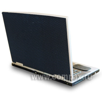 Vinyl Skin Kit for Notebook Crystal NB Skin Кевлар (PG01-05)