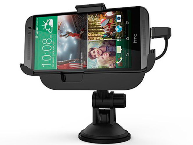 Держатель KiDiGi Car Mount HTC One 2, M8 (CM2C-HTM8)