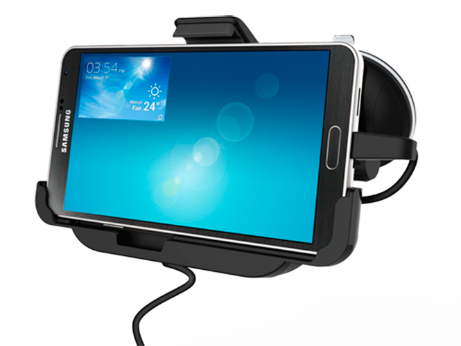 Держатель KiDiGi Car Mount Samsung SM-N9000 Galaxy Note 3 (CM2C-SGN3)